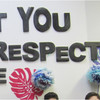 Respect for you and me